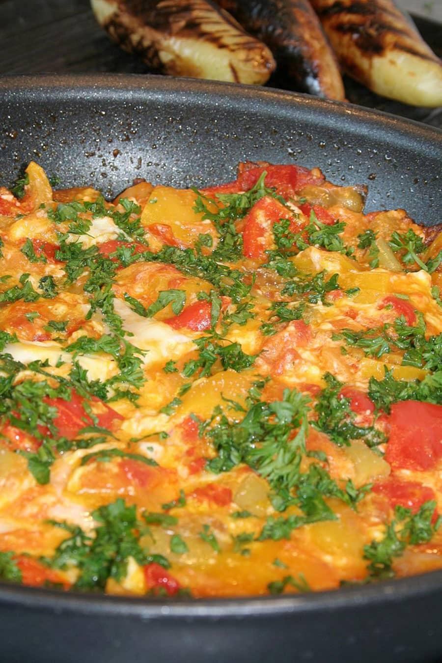 Bulgarian mish mash recipe