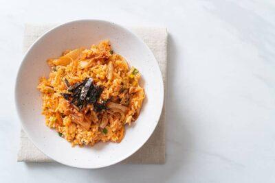 Greek Cabbage with Rice Lahanorizo