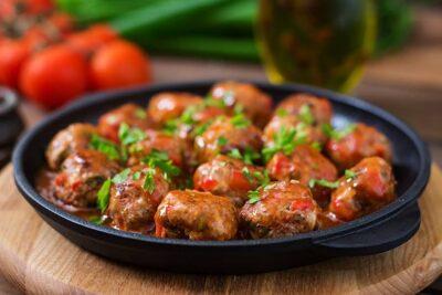 Romanian Meatballs Chiftele