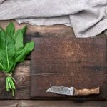 Spinach and Sorrel soup
