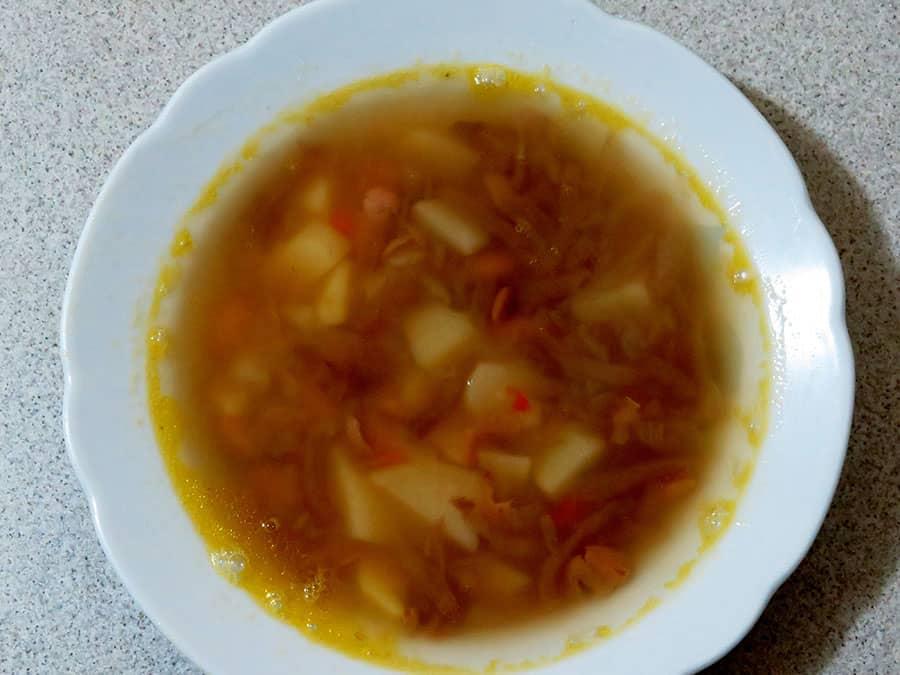 Jota soup