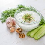 Tarator Bulgarian Cold Cucumber Soup Recipe