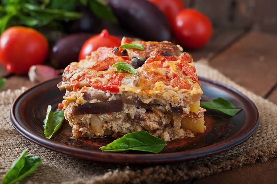 Bosnian moussaka