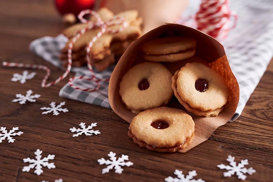Bulgarian Holiday Cookie Maslenki