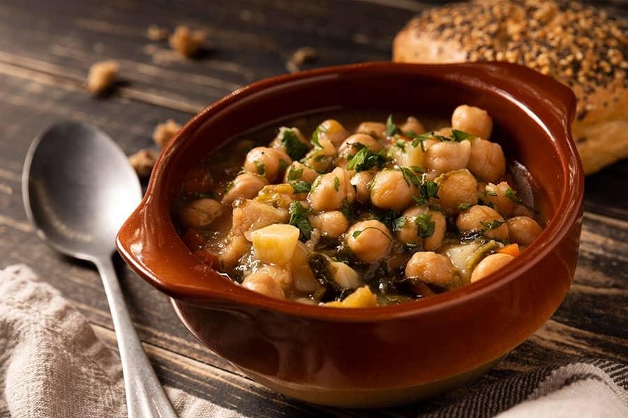 Easy Bulgarian Baked Beans