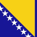 Flag of Bosnia & Herzegovina