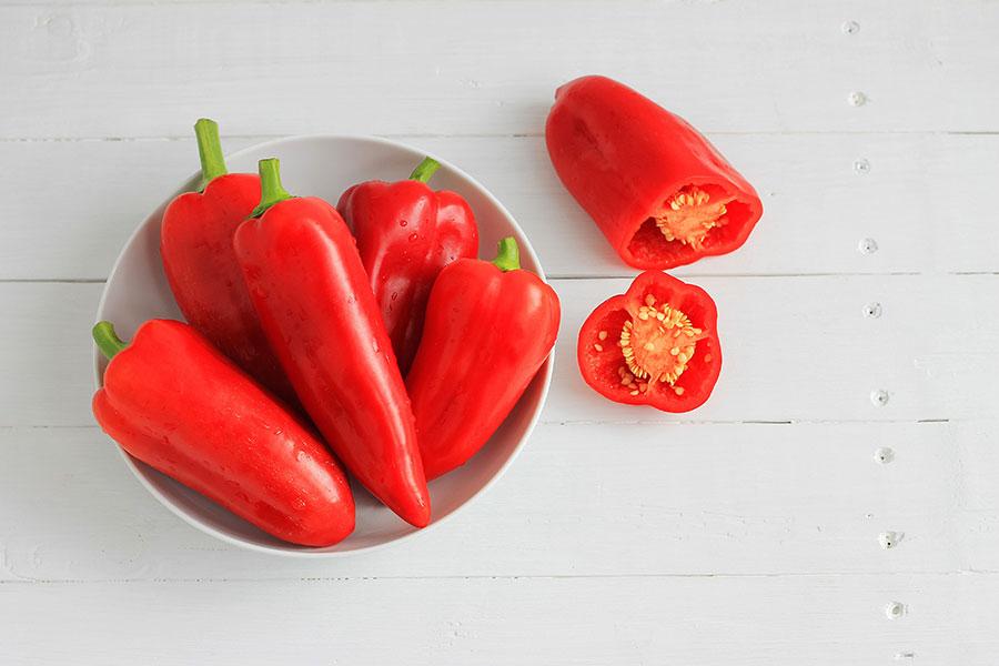 Feta and Red Pepper Dip