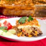 Traditional Bulgarian Moussaka