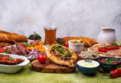 Turkish Flatbread with Spinach