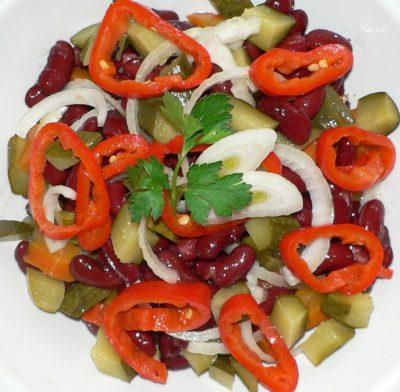 kalugerska salad