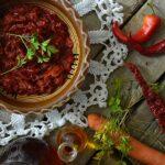 Lyutenitsa Bulgarian vegetable spread