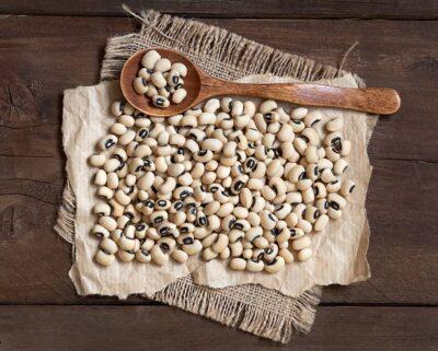 Simple Greek Black Eyed Peas salad