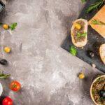 Kalamata Olive and Walnut Dip