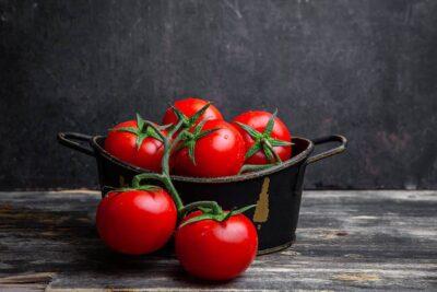 Santorinian Tomato Fritters