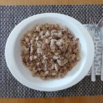 Žganci Buckwheat porridge