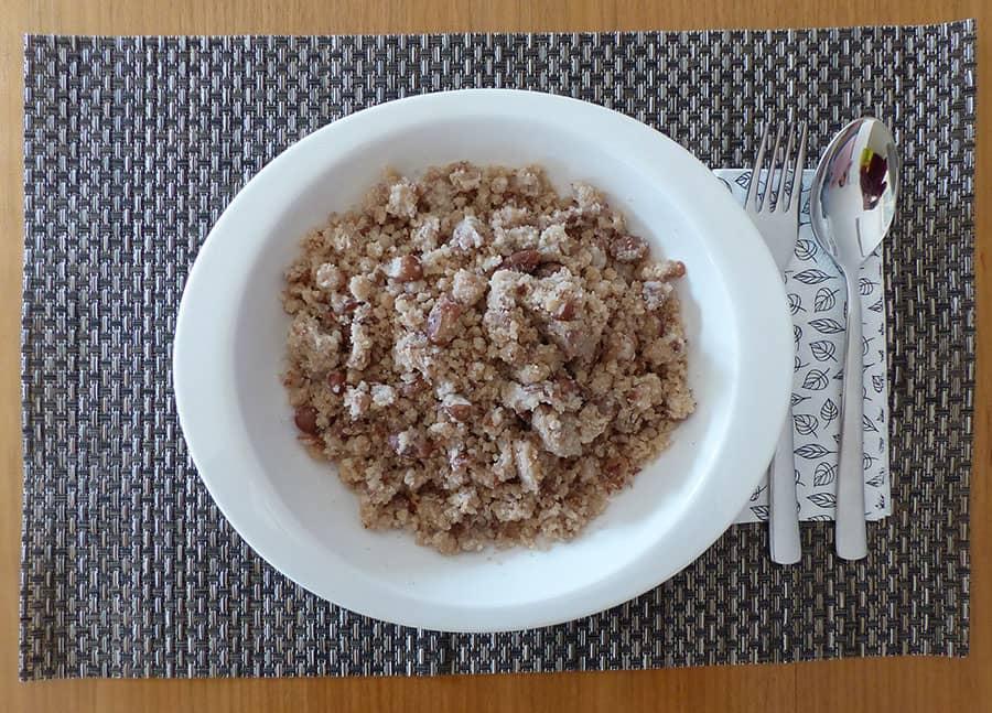 Žganci Buckwheat porridge