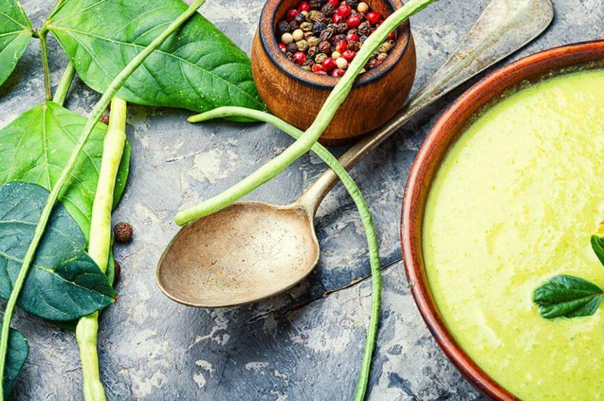 Creamy Bean Soup