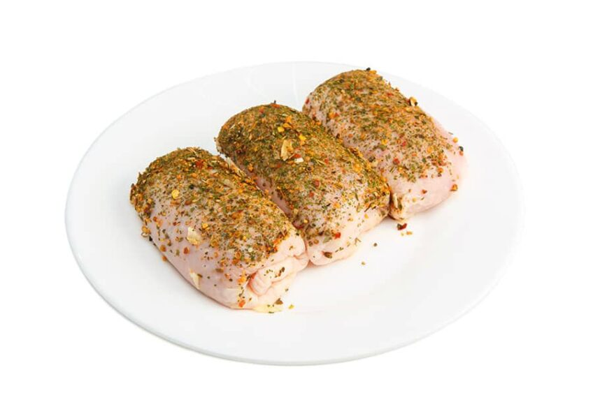 Stuffed Chicken Roast