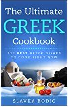 The Ultimate Greek Cookbook